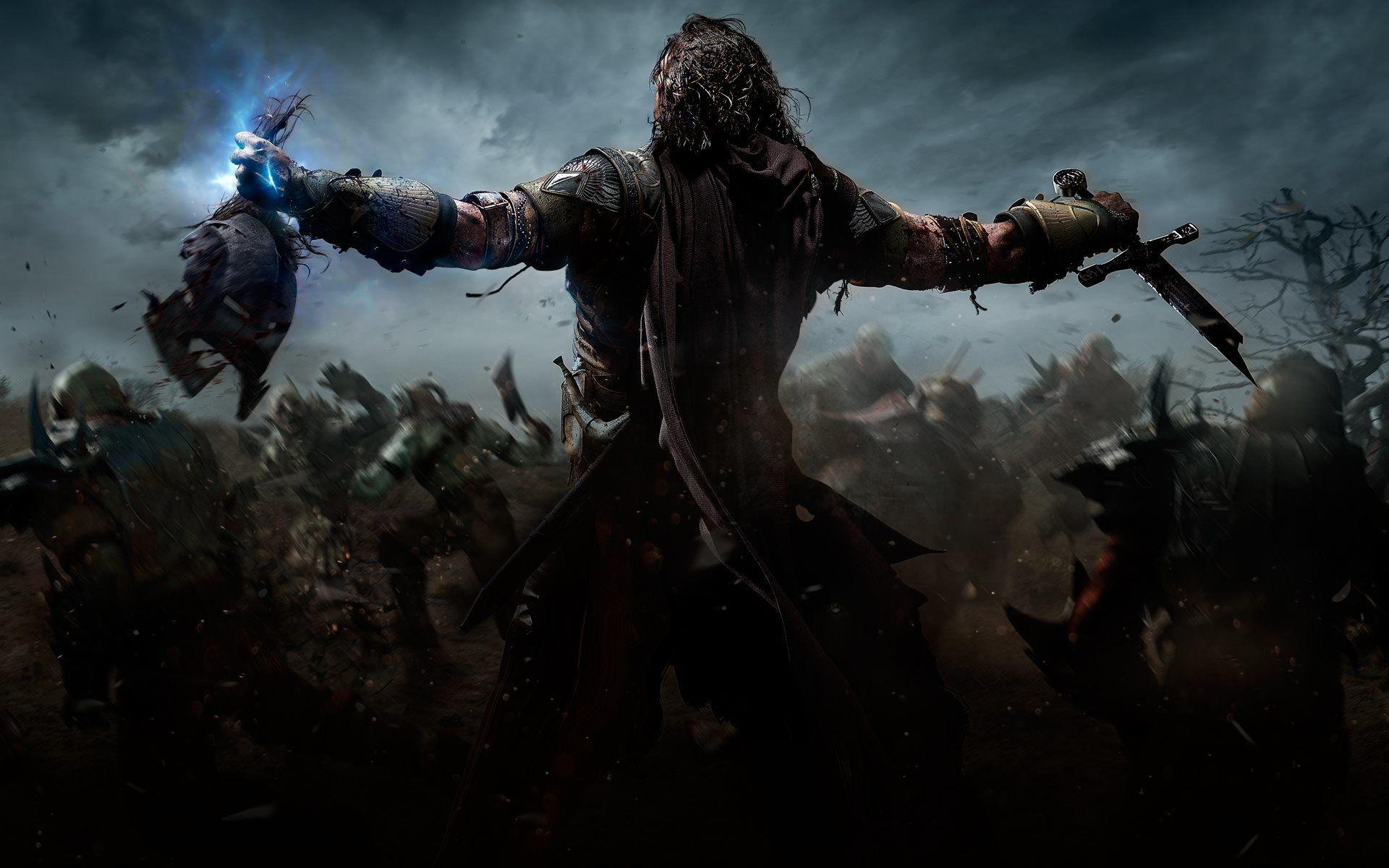 Shadow Of Mordor Wallpapers Top Free Shadow Of Mordor