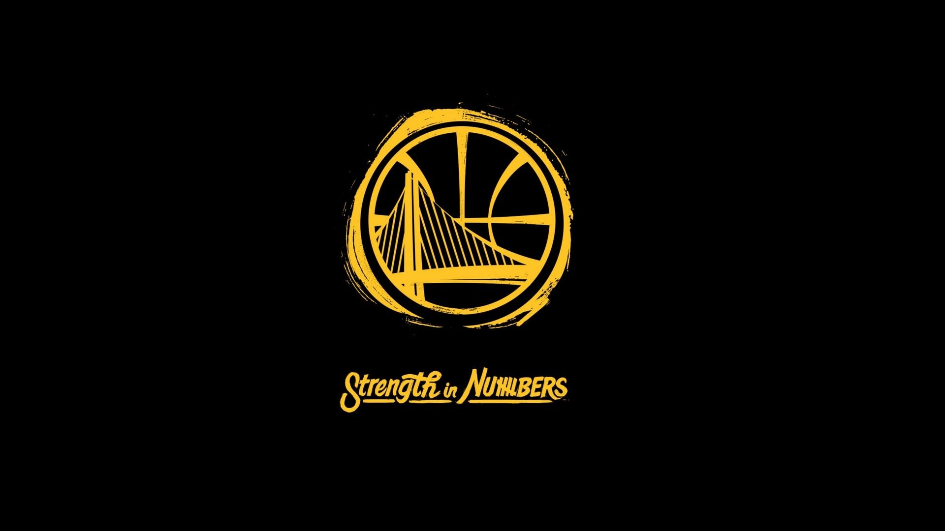 Golden State Warriors Logo Wallpapers Top Free Golden State Warriors Logo Backgrounds Wallpaperaccess