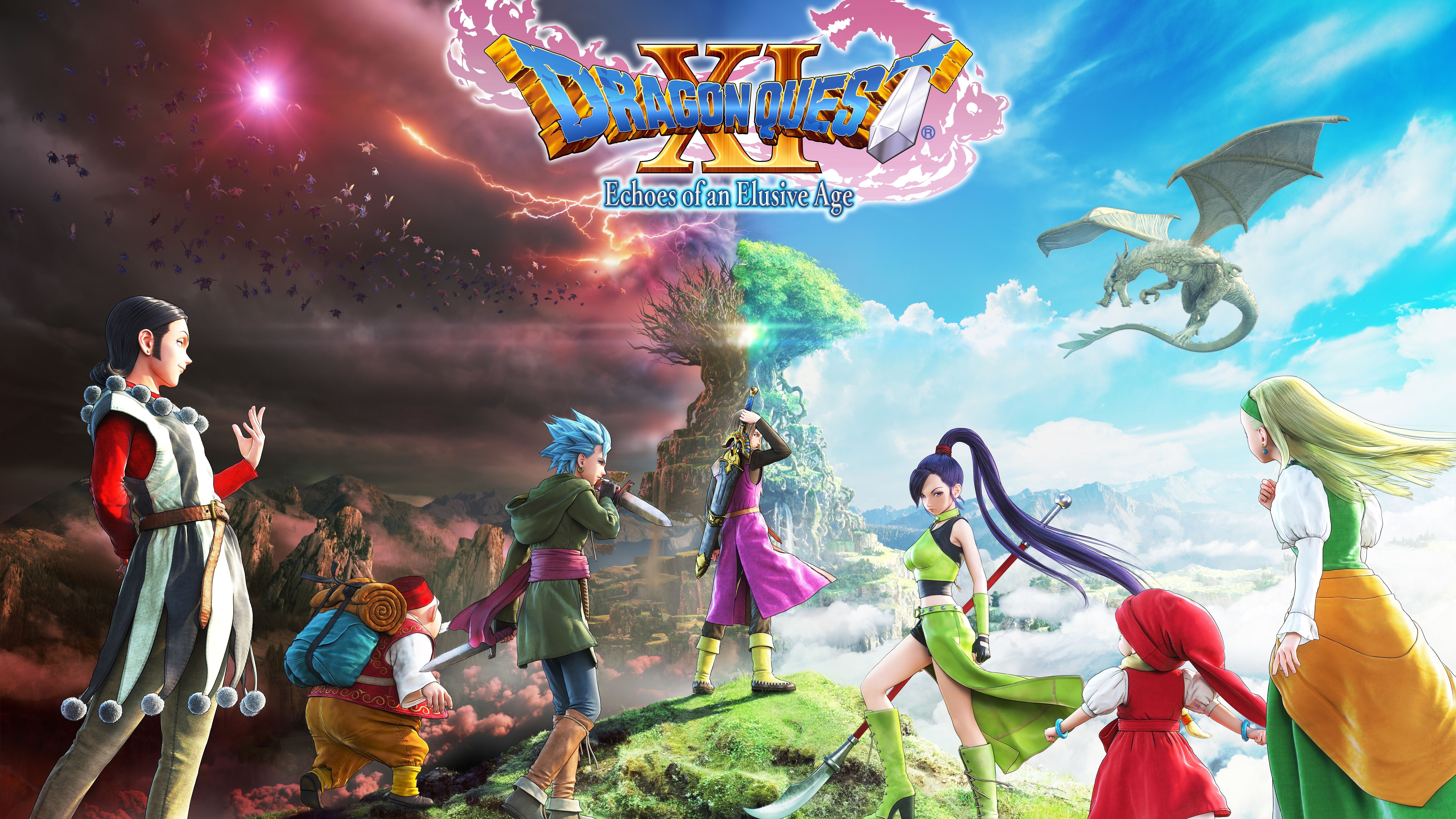 Dragon Quest XI Wallpapers - Top Free