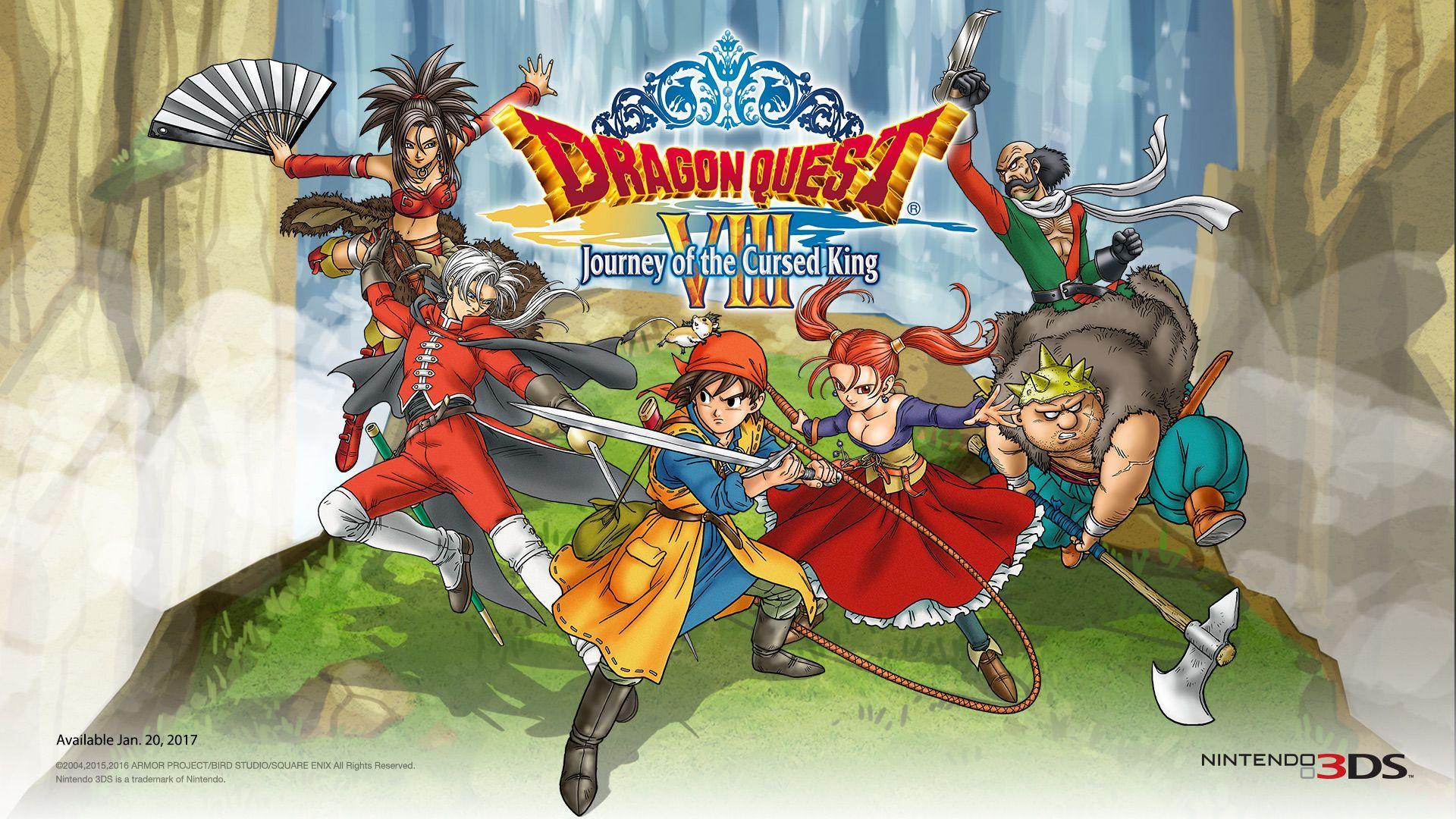 Dragon Quest Wallpapers - Top Free Dragon Quest ...
