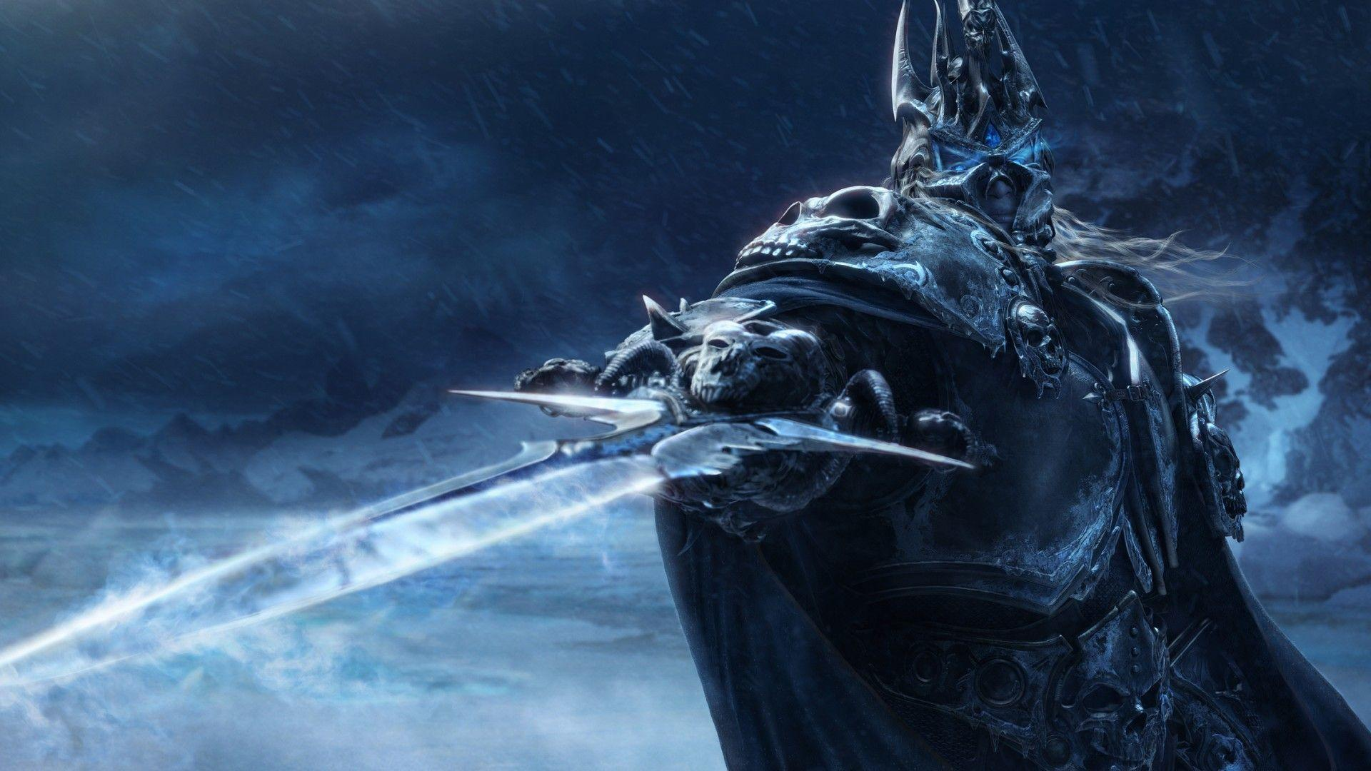 Lich King Wallpapers - Top Free Lich King Backgrounds - WallpaperAccess