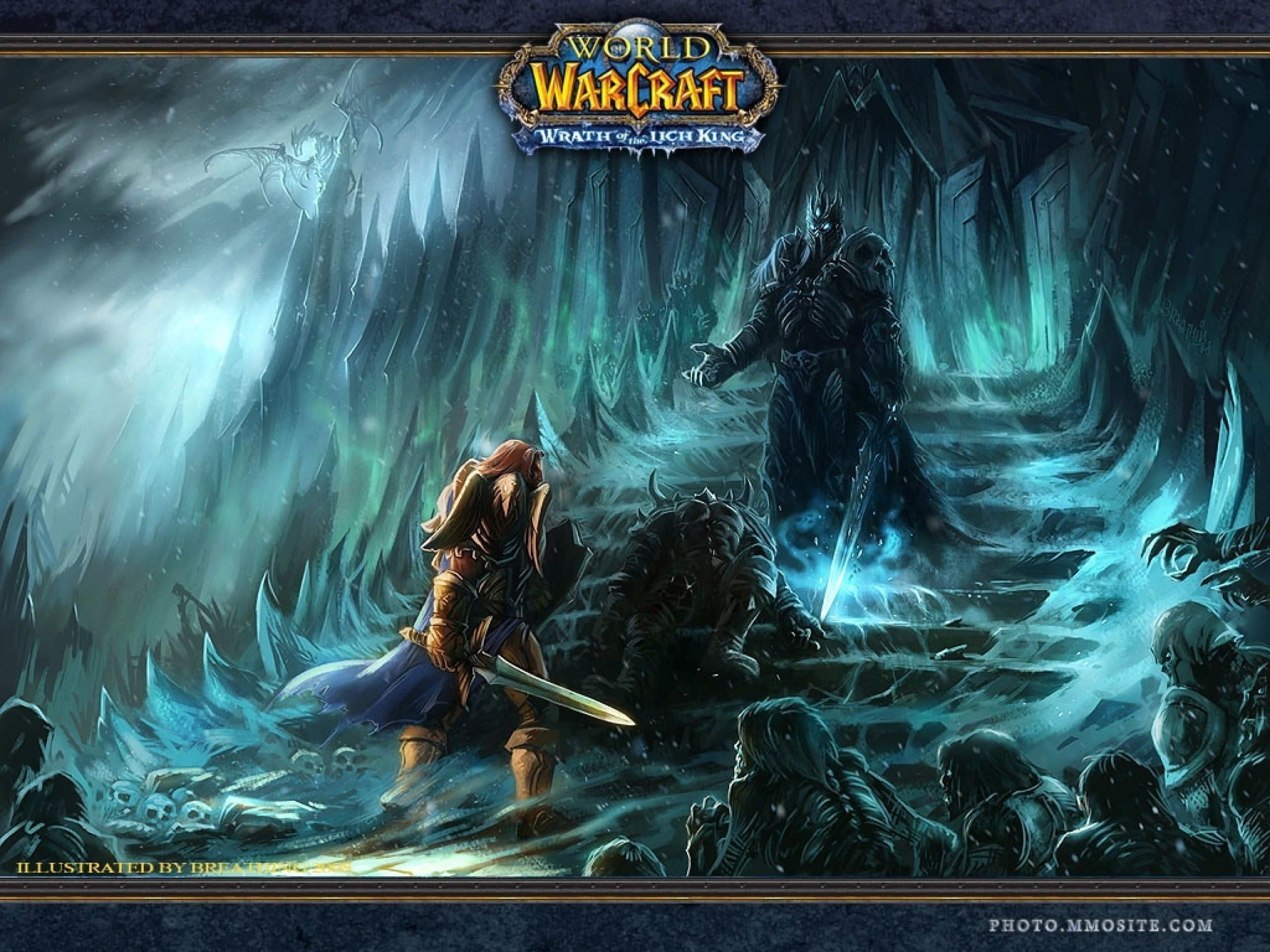 Lich King Wallpapers Top Free Lich King Backgrounds