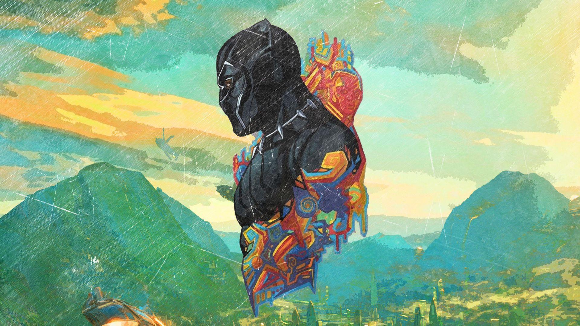 Black Panther Laptop Wallpapers - Top Free Black Panther Laptop