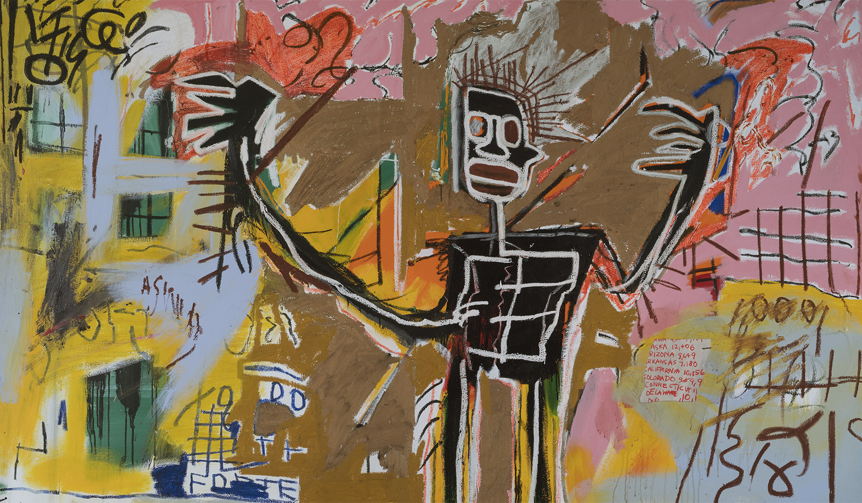 1680x981 Jean Michel Basquiat Gặp Egon Schiele trong các cuộc khảo sát ở Paris