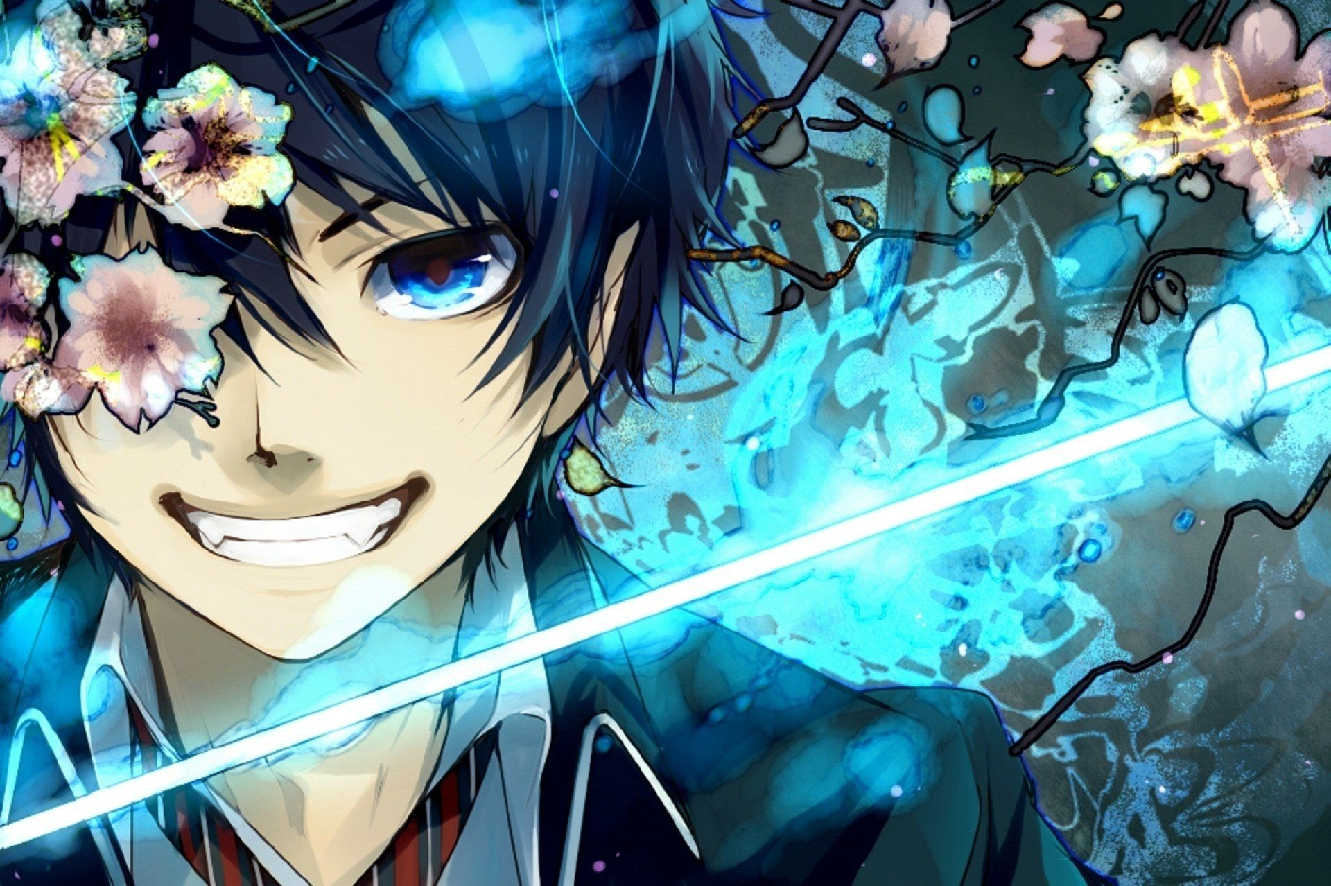 Blue Exorcist Wallpapers Top Free Blue Exorcist