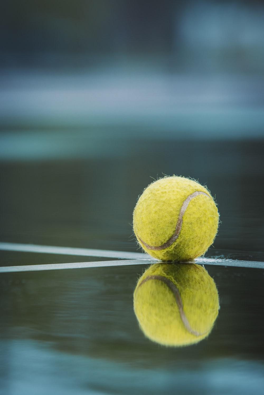 Tennis Ball Wallpapers Top Free Tennis Ball Backgrounds Wallpaperaccess