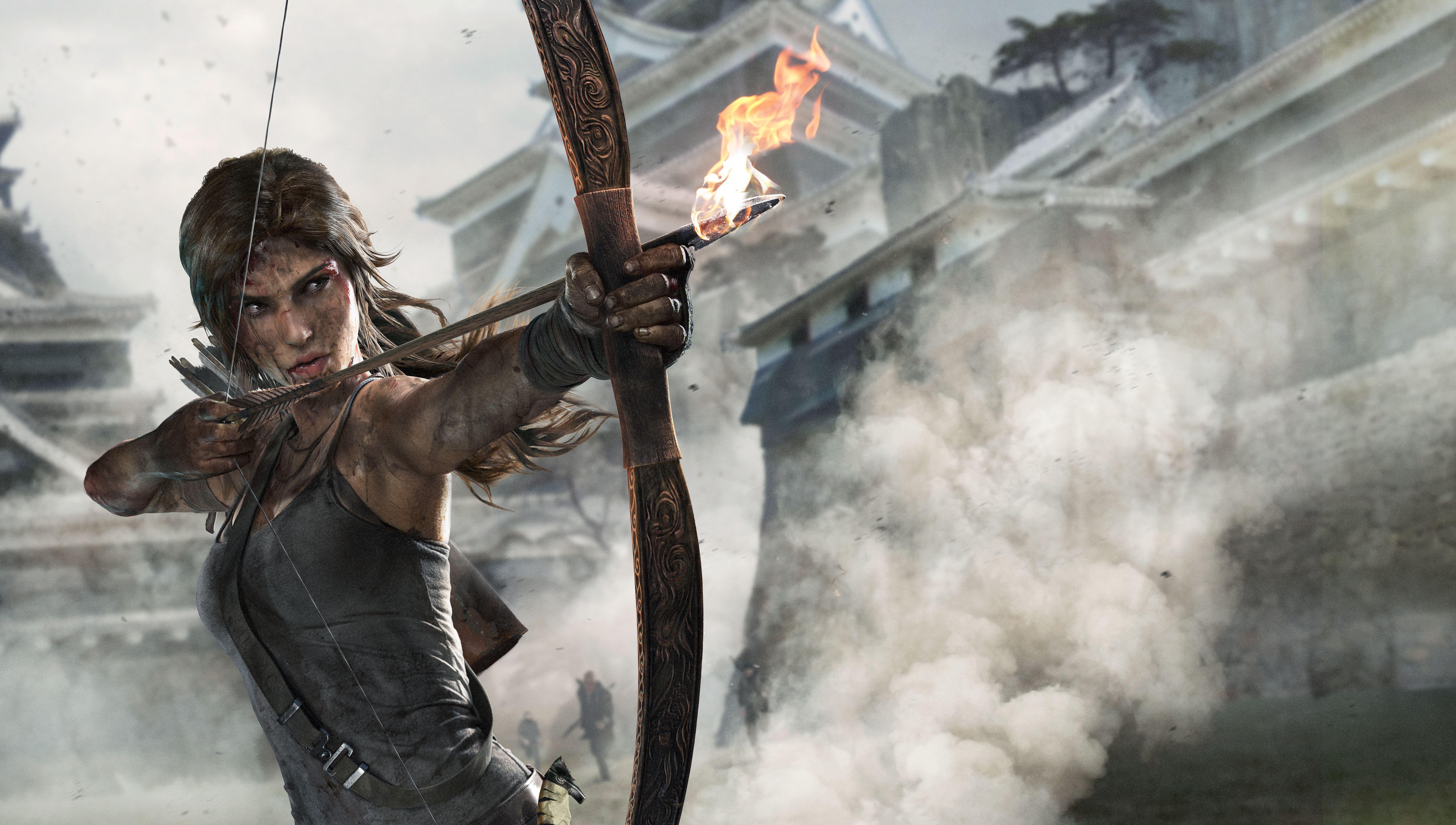Tomb Raider Game Wallpapers Top Free Tomb Raider Game