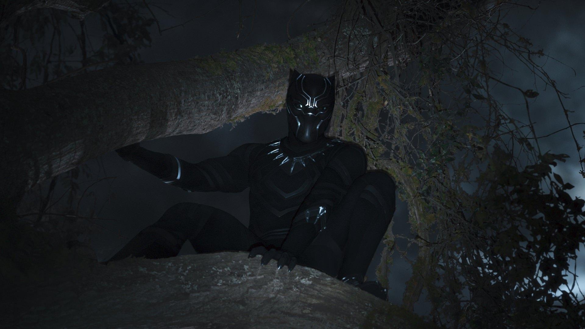 Black Panther Laptop Wallpapers Top Free Black Panther Laptop