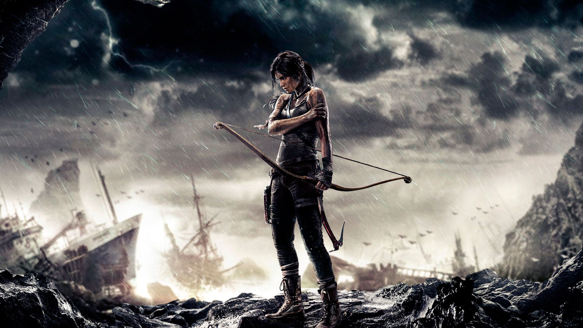Tomb Raider Wallpapers Top Free Tomb Raider Backgrounds Wallpaperaccess