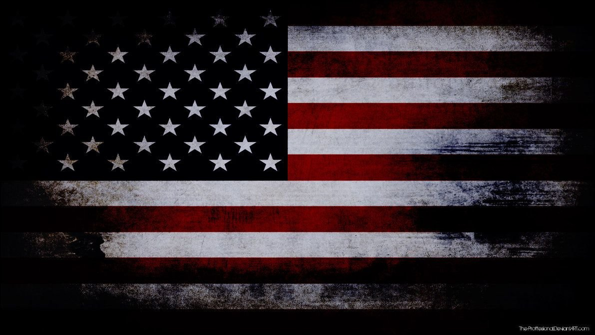 Military American Flag Wallpapers Top Free Military American