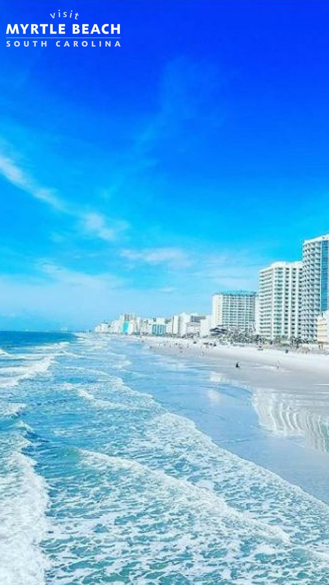 Carolina Beach Wallpapers Top Free Carolina Beach Backgrounds Wallpaperaccess