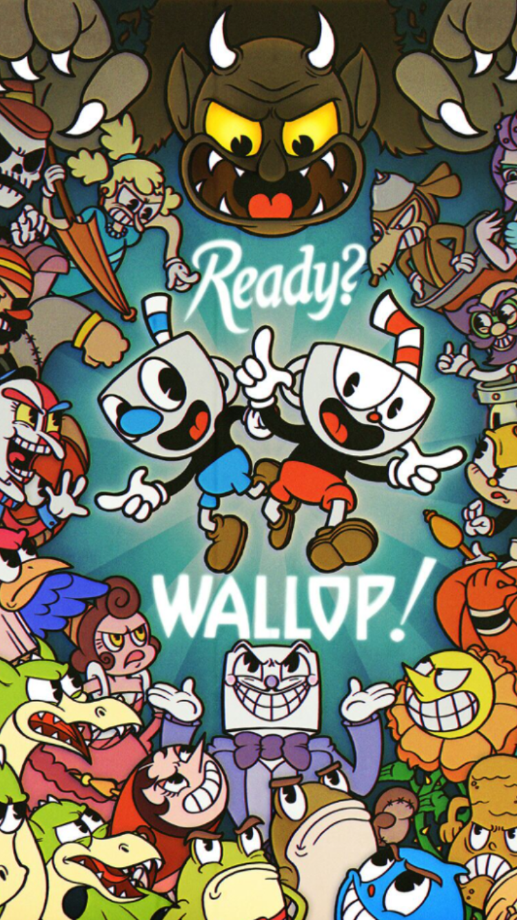 Cuphead Wallpapers - Top Free Cuphead