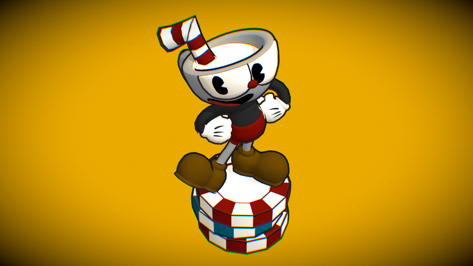 Cuphead Wallpapers - Top Free Cuphead Backgrounds ...
