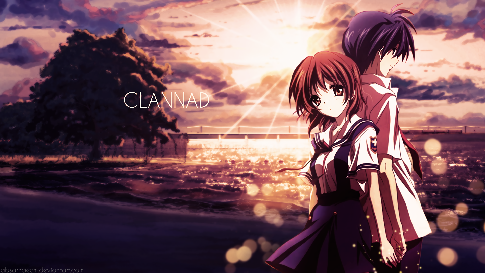 Clannad Wallpapers Top Free Clannad Backgrounds Wallpaperaccess