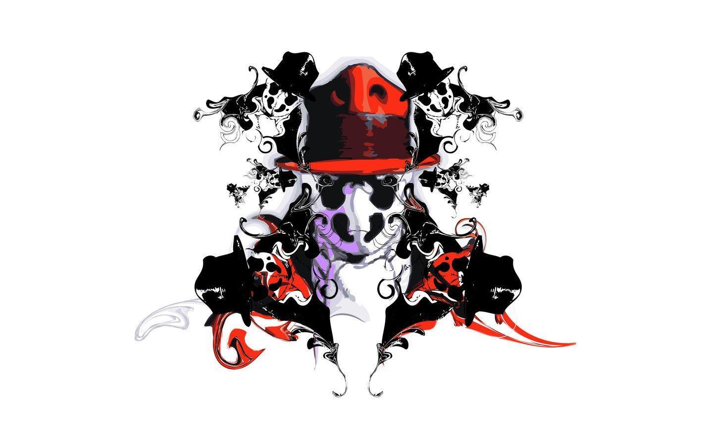 Rorschach Live Wallpaper - Wall