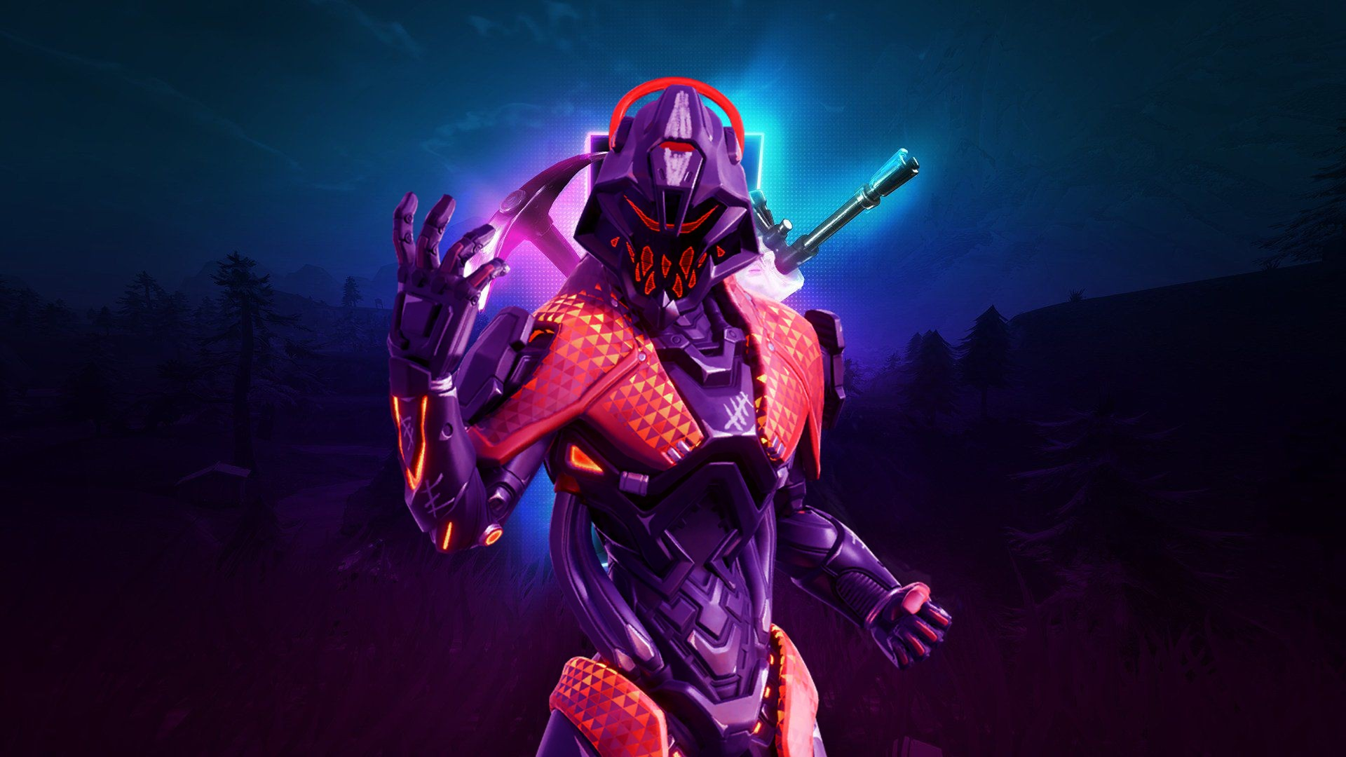 Fortnite Zero Point Wallpapers Top Free Fortnite Zero Point Backgrounds Wallpaperaccess