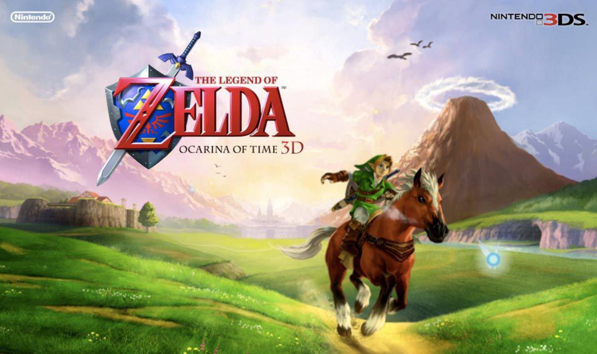 Legend Of Zelda Ocarina Of Time Wallpapers Top Free Legend Of