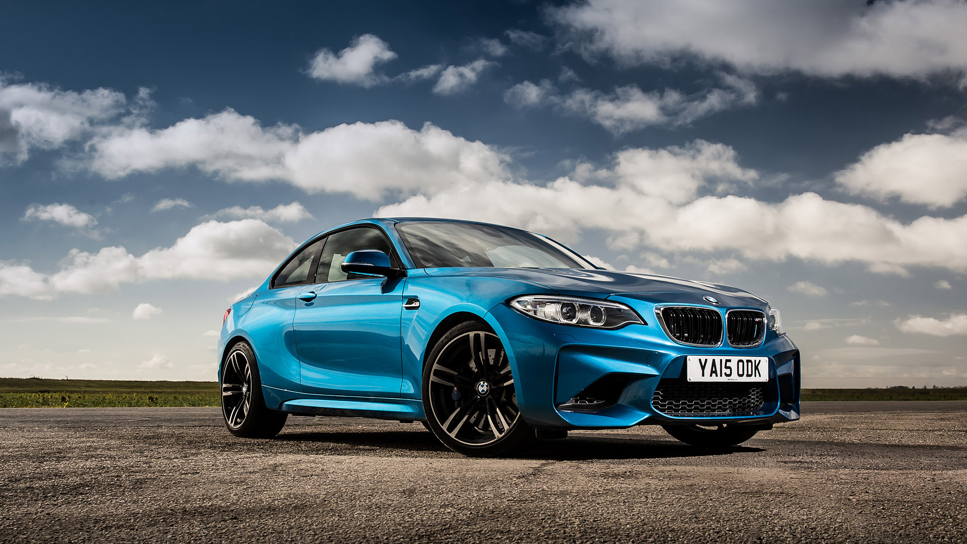Bmw M2 Wallpapers Top Free Bmw M2 Backgrounds Wallpaperaccess