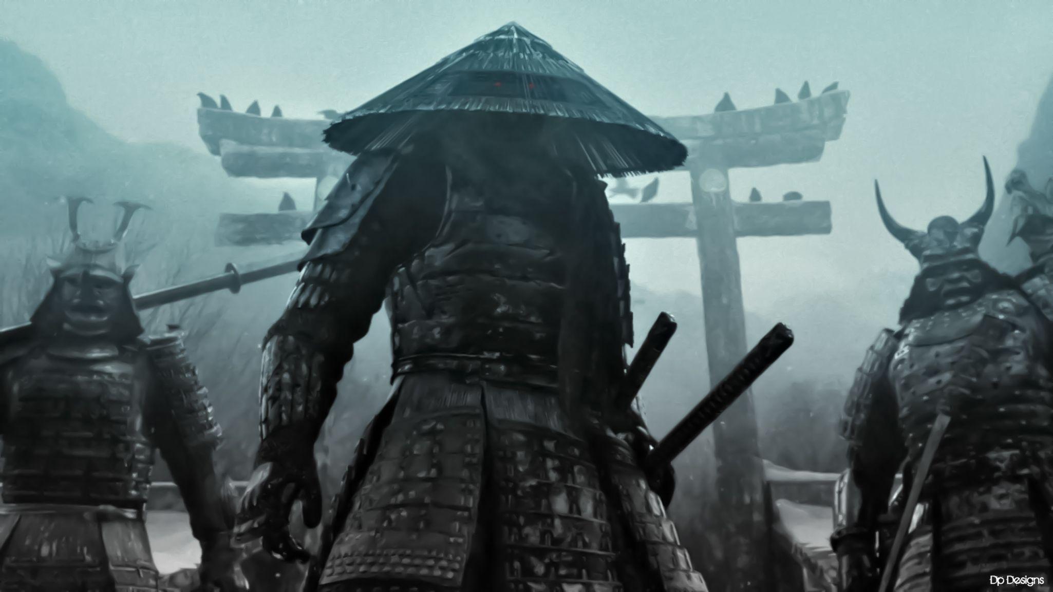 Dark Samurai Wallpapers Top Free Dark Samurai Backgrounds Wallpaperaccess
