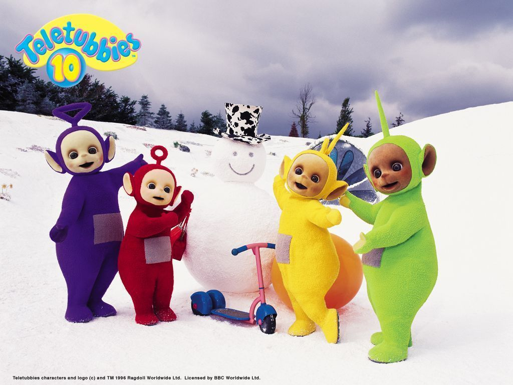 Teletubbies Wallpapers Top Free Teletubbies Backgrounds