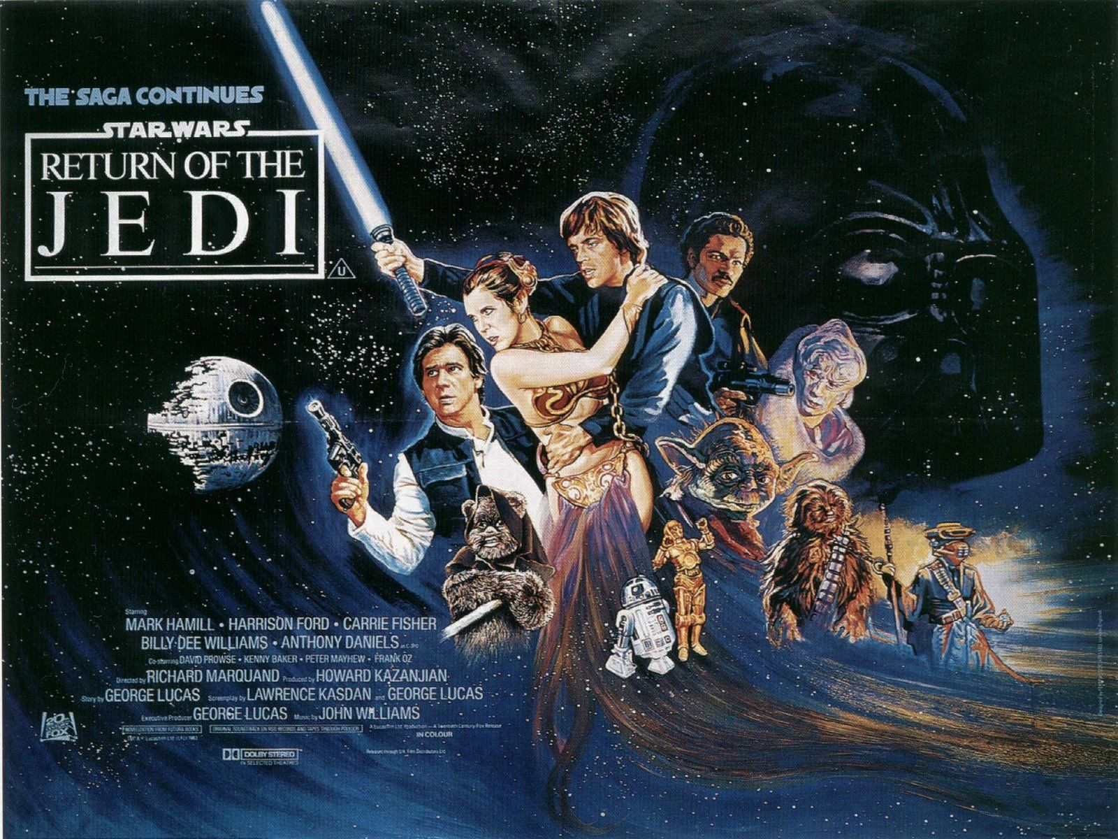 Return Of The Jedi Wallpapers Top Free Return Of The Jedi