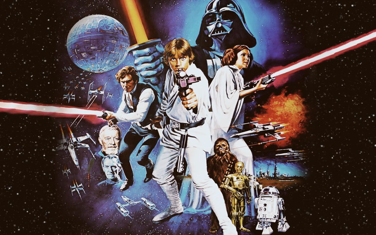 A New Hope Wallpapers Top Free A New Hope Backgrounds Wallpaperaccess