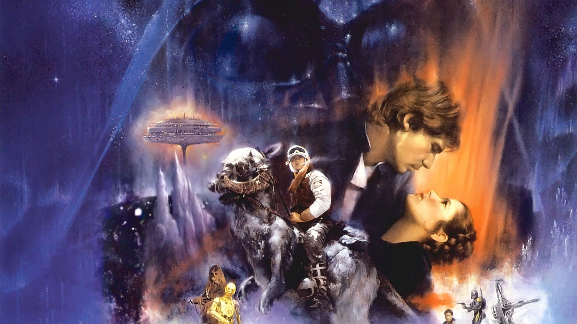 The Empire Strikes Back Wallpapers Top Free The Empire Strikes Back Backgrounds Wallpaperaccess