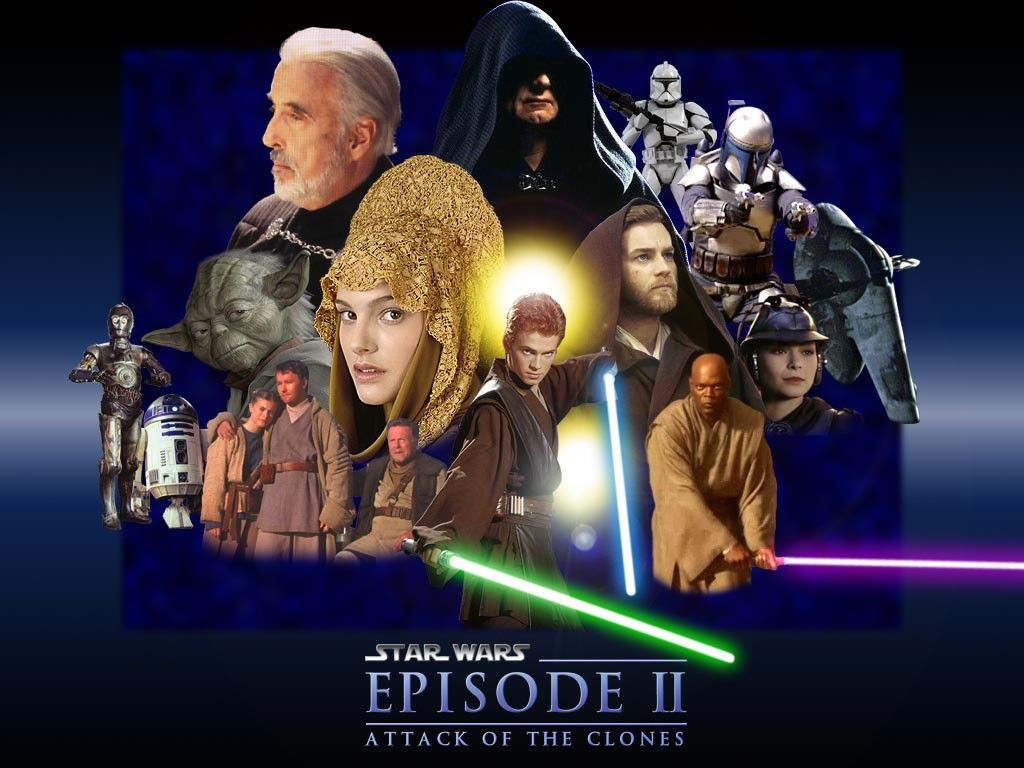 Attack Of The Clones Wallpapers Top Free Attack Of The Clones
