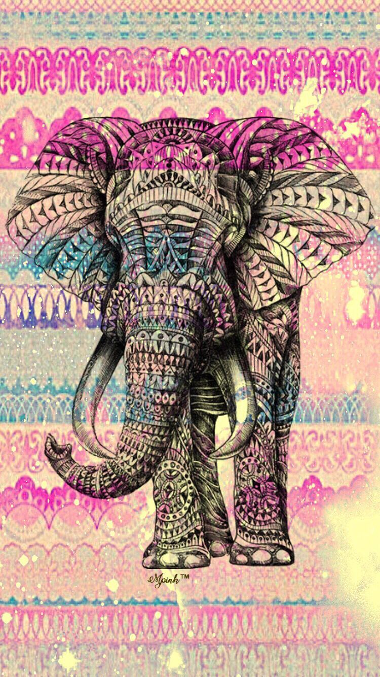 Boho Elephant Wallpapers Top Free Boho Elephant Backgrounds