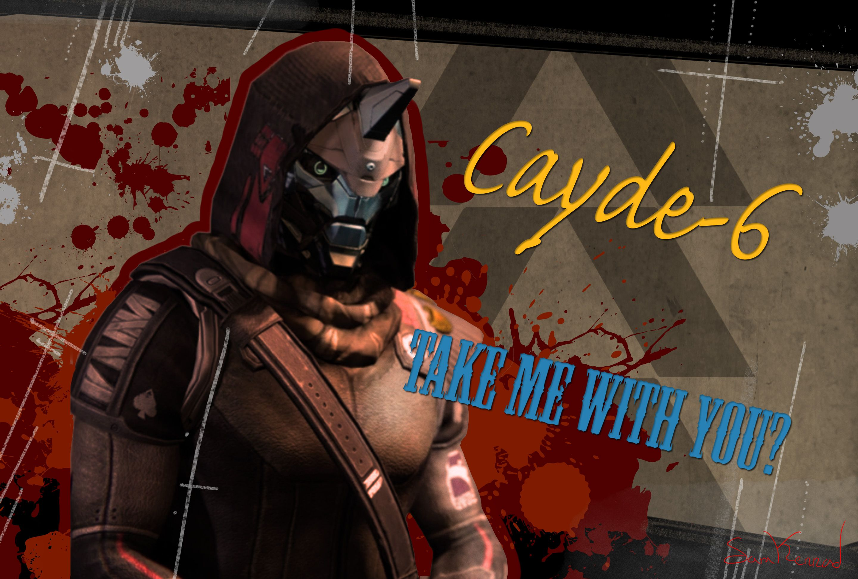 Cayde 6 Wallpapers - Top Free Cayde 6 Backgrounds ...