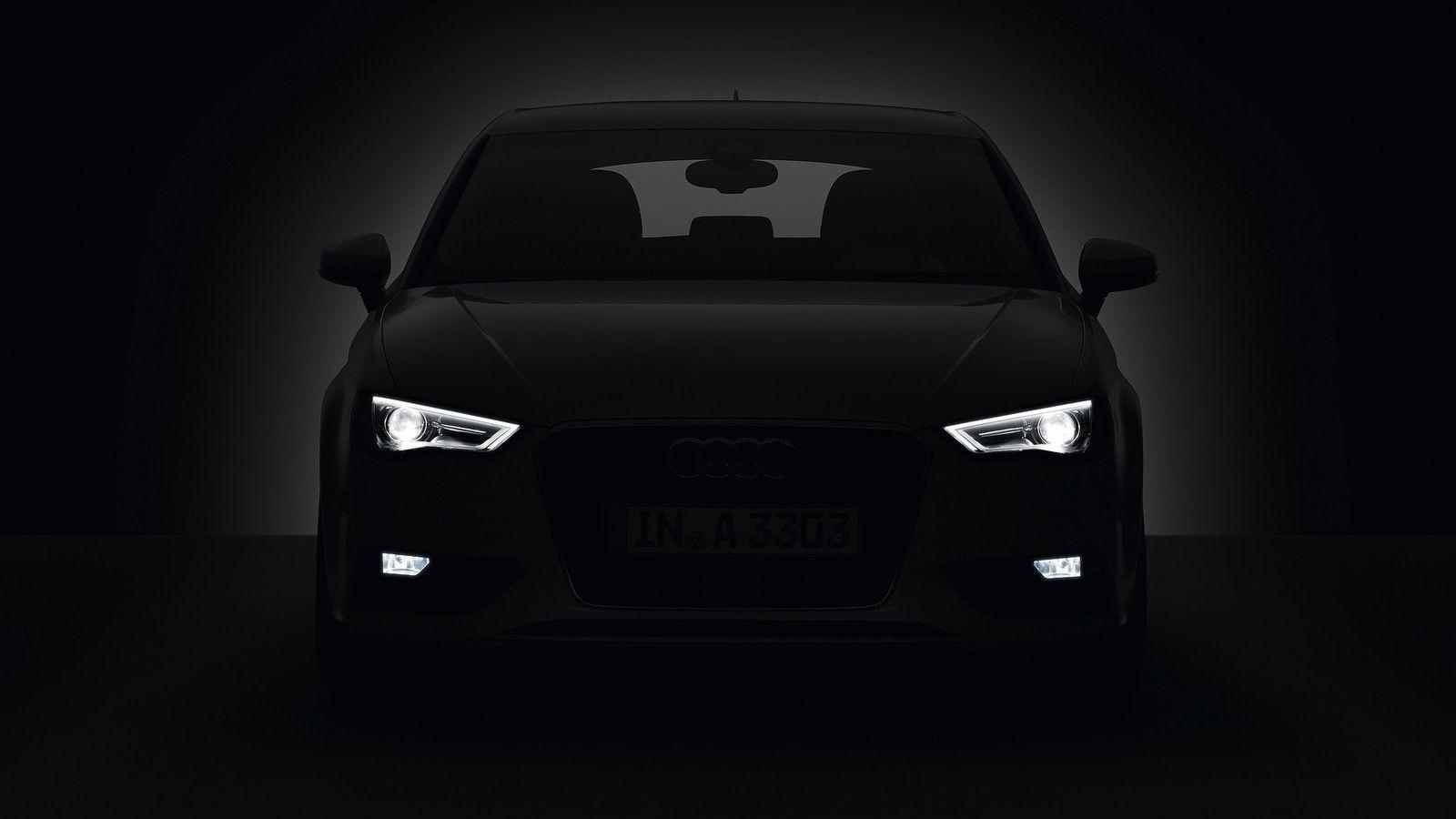 Audi Black And White Wallpapers Top Free Audi Black And