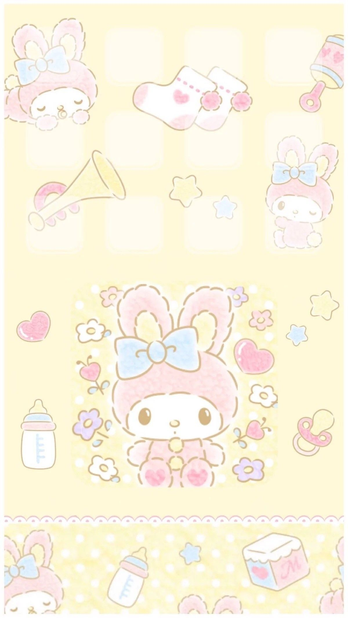 My Melody Wallpapers Top Free My Melody Backgrounds
