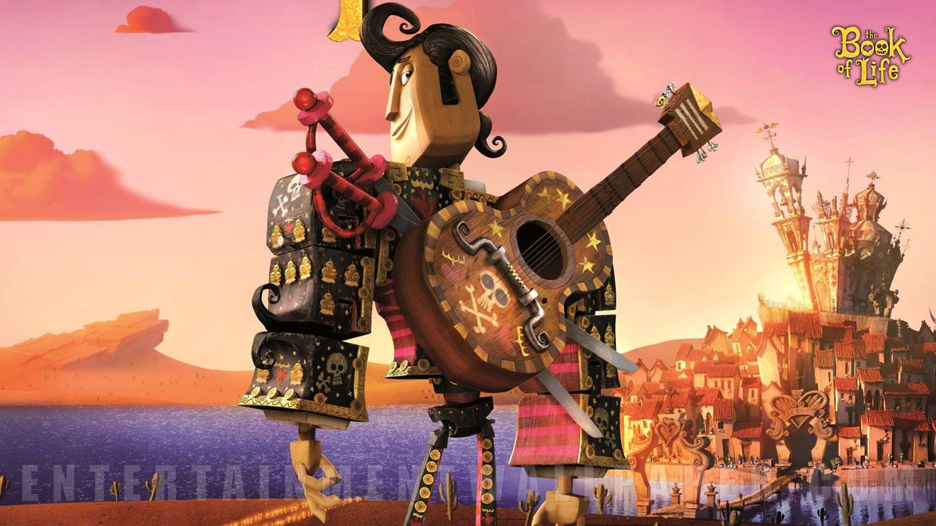 The Book Of Life Wallpapers Top Free The Book Of Life