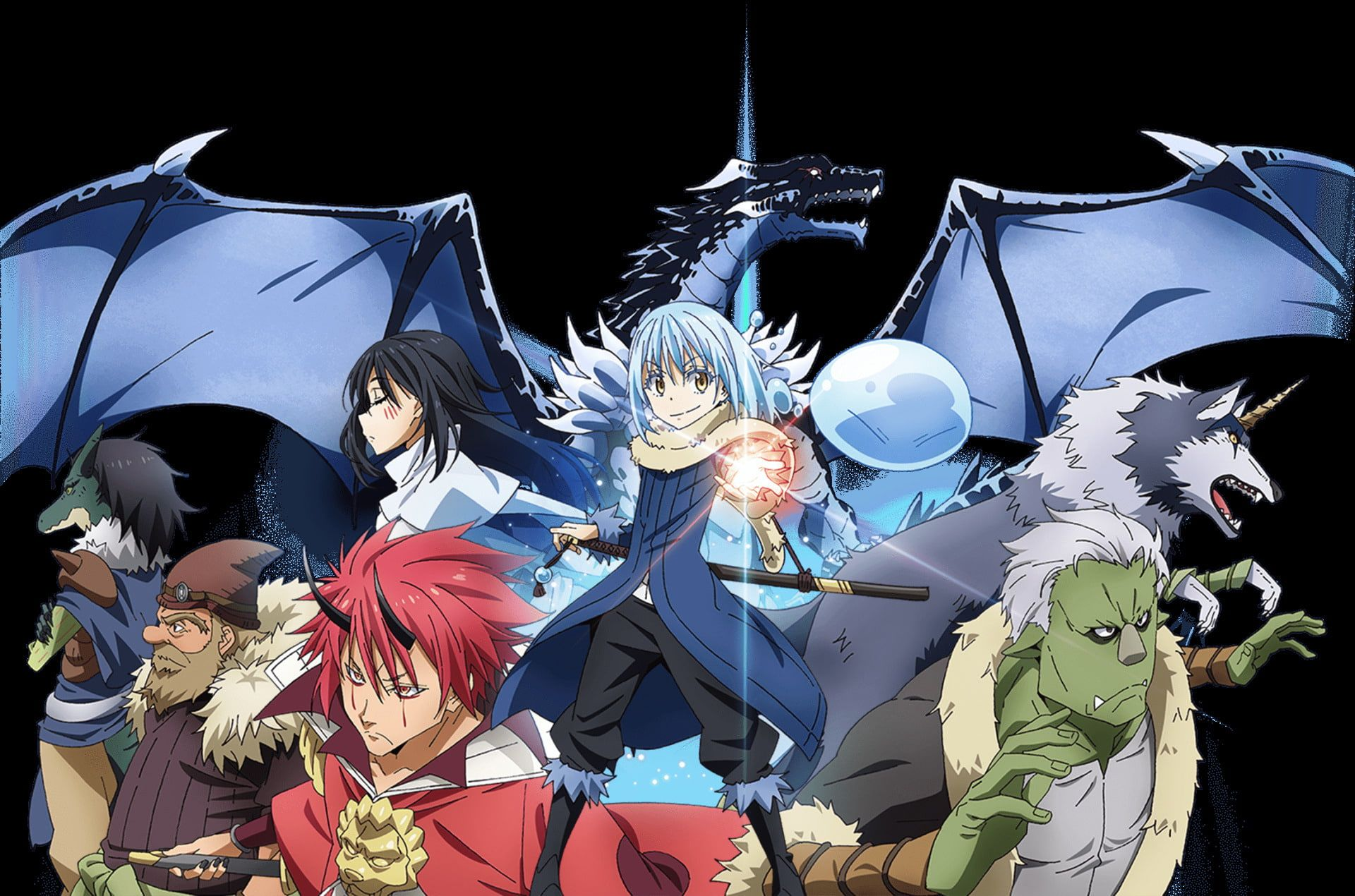 That Time I Got Reincarnated As A Slime Wallpapers Top Free That