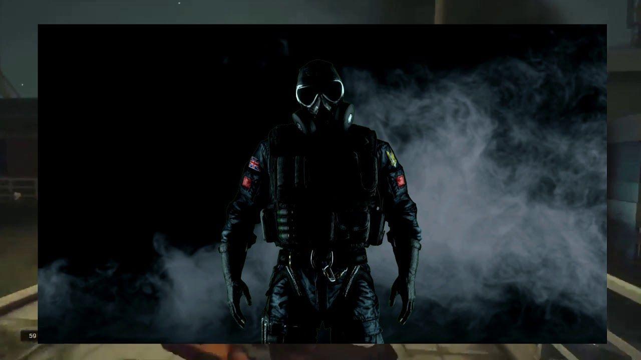 Rainbow Six Siege Operation Phantom Sight Revealed By Ubisoft