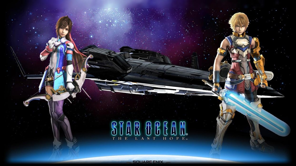 Star Ocean Wallpapers Top Free Star Ocean Backgrounds