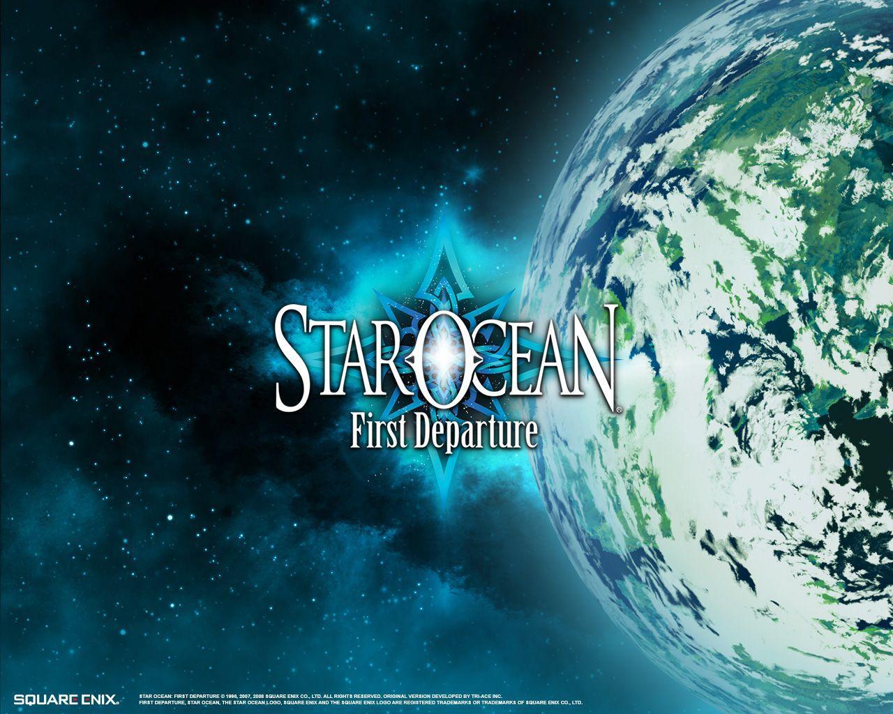 Star Ocean Wallpapers Top Free Star Ocean Backgrounds