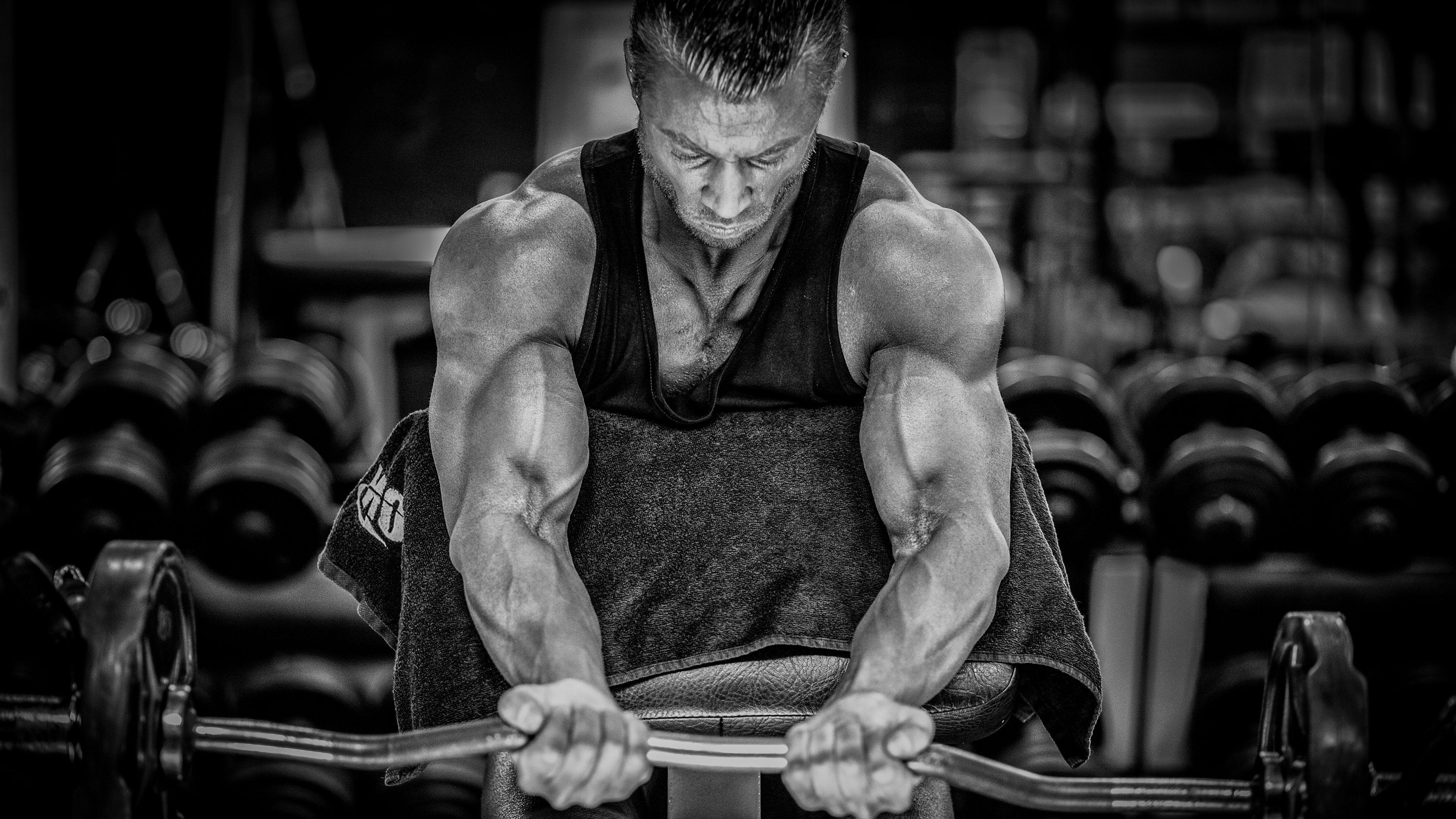 Bodybuilding 4k Wallpapers - Top Free ...