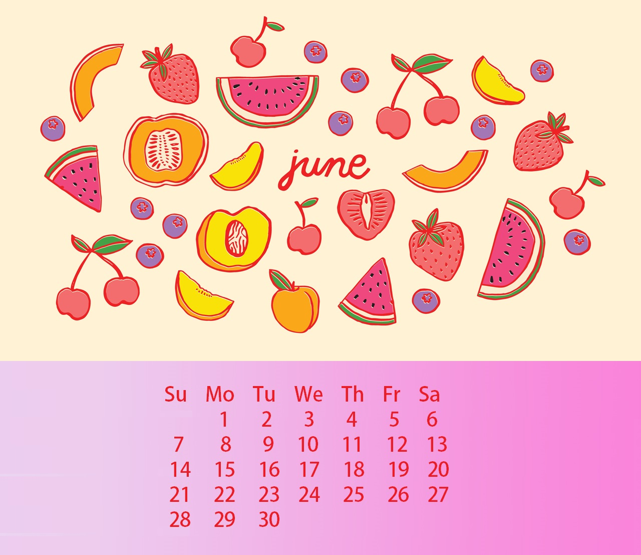 June 2020 Calendar Wallpapers Top Free June 2020 Calendar