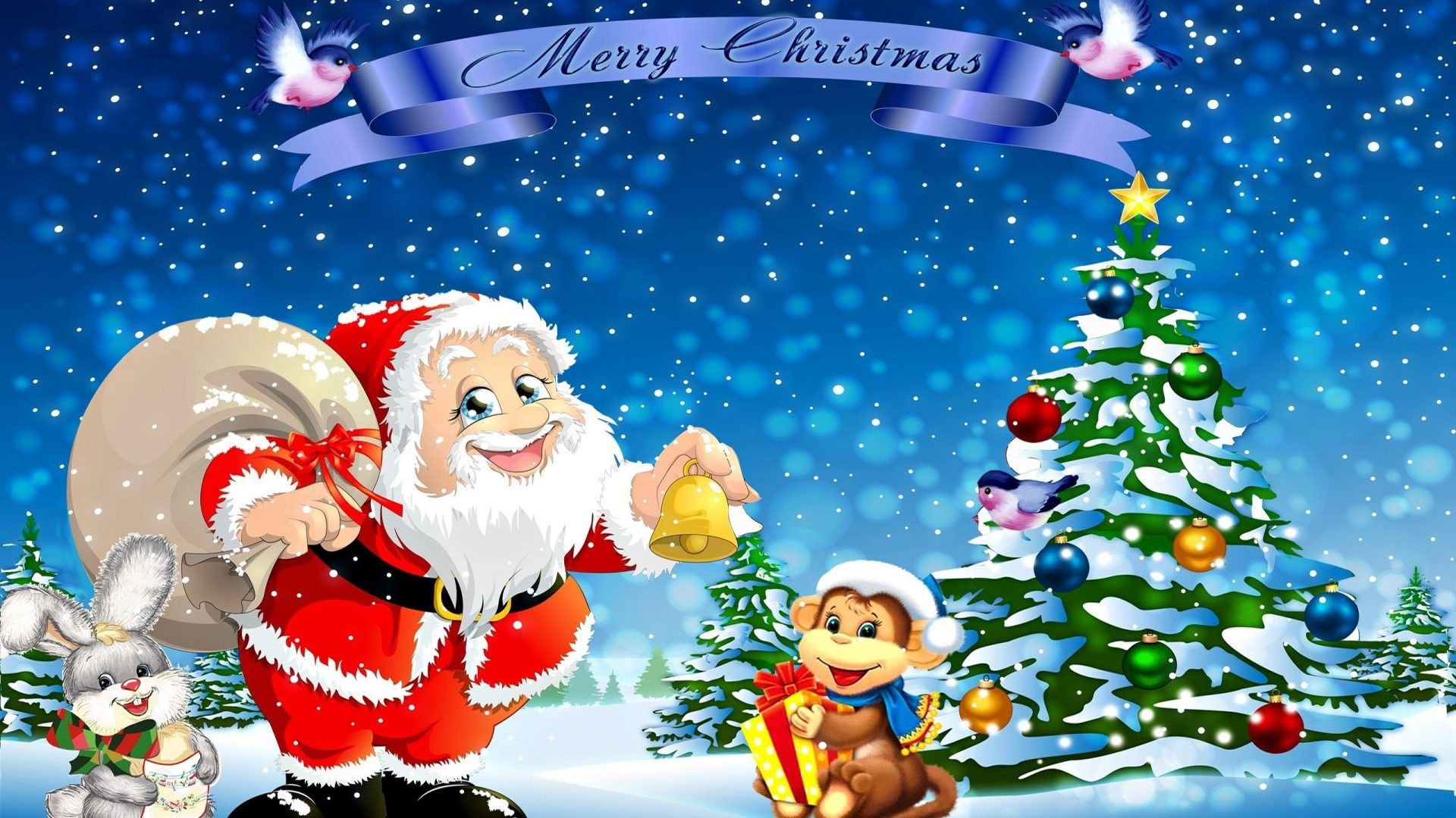 Santa Claus Christmas Wallpapers Top Free Santa Claus