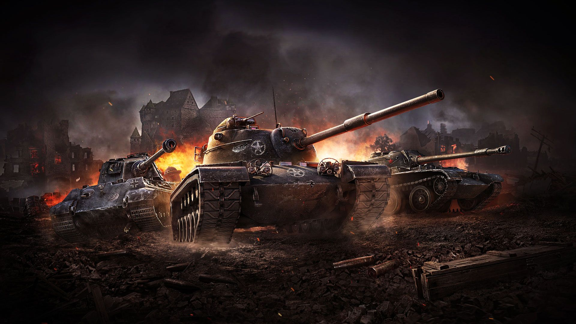 World of Tanks Wallpapers - Top Free World of Tanks ...