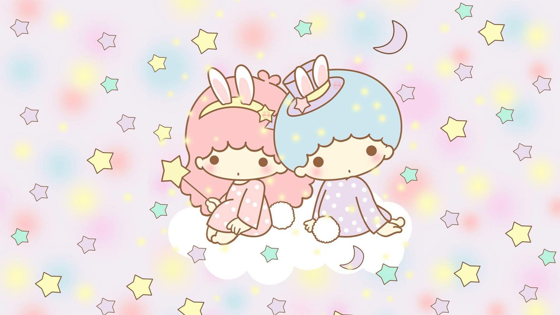 Little Twin Star Wallpapers Top Free Little Twin Star