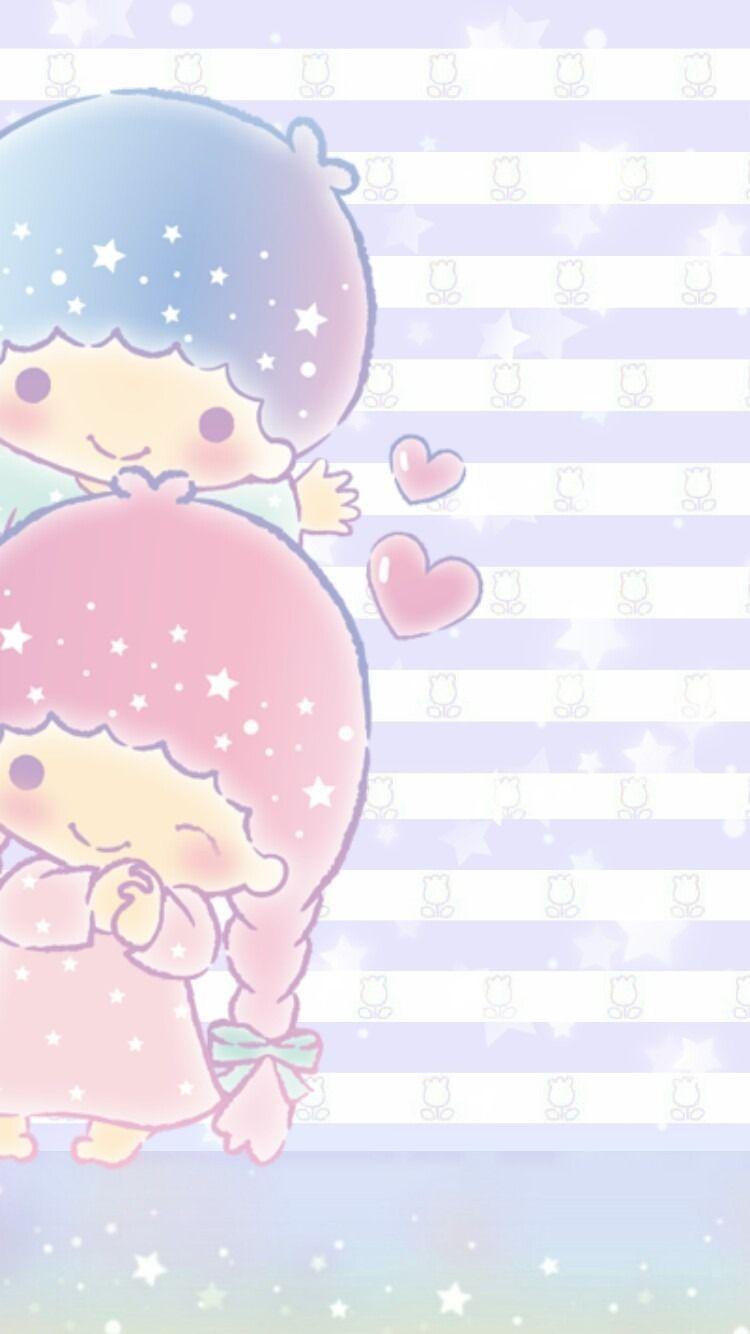 Little Twin Stars Wallpapers Top Free Little Twin Stars Backgrounds Wallpaperaccess