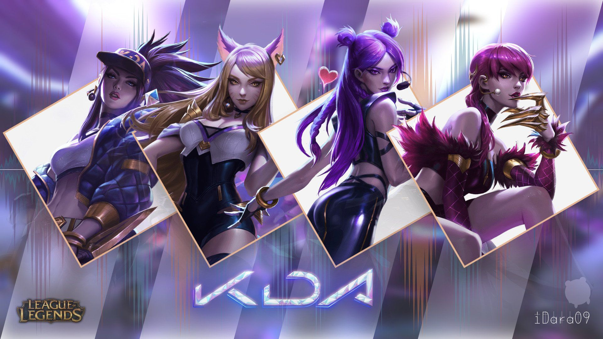 League of Legends KDA Wallpapers - Top Free League of ...