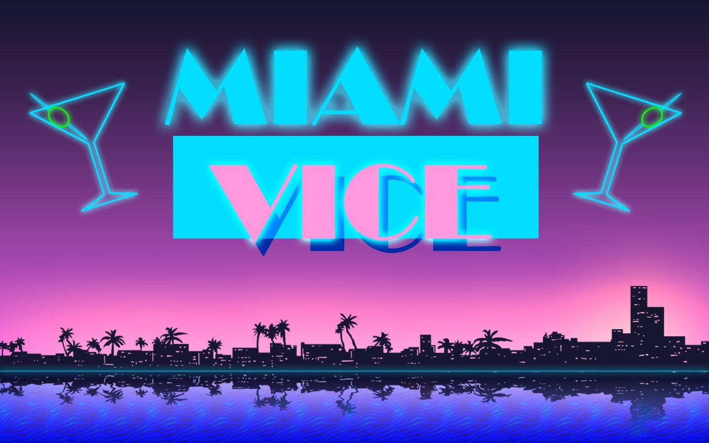 Miami Vice Wallpapers Top Free Miami Vice Backgrounds Wallpaperaccess