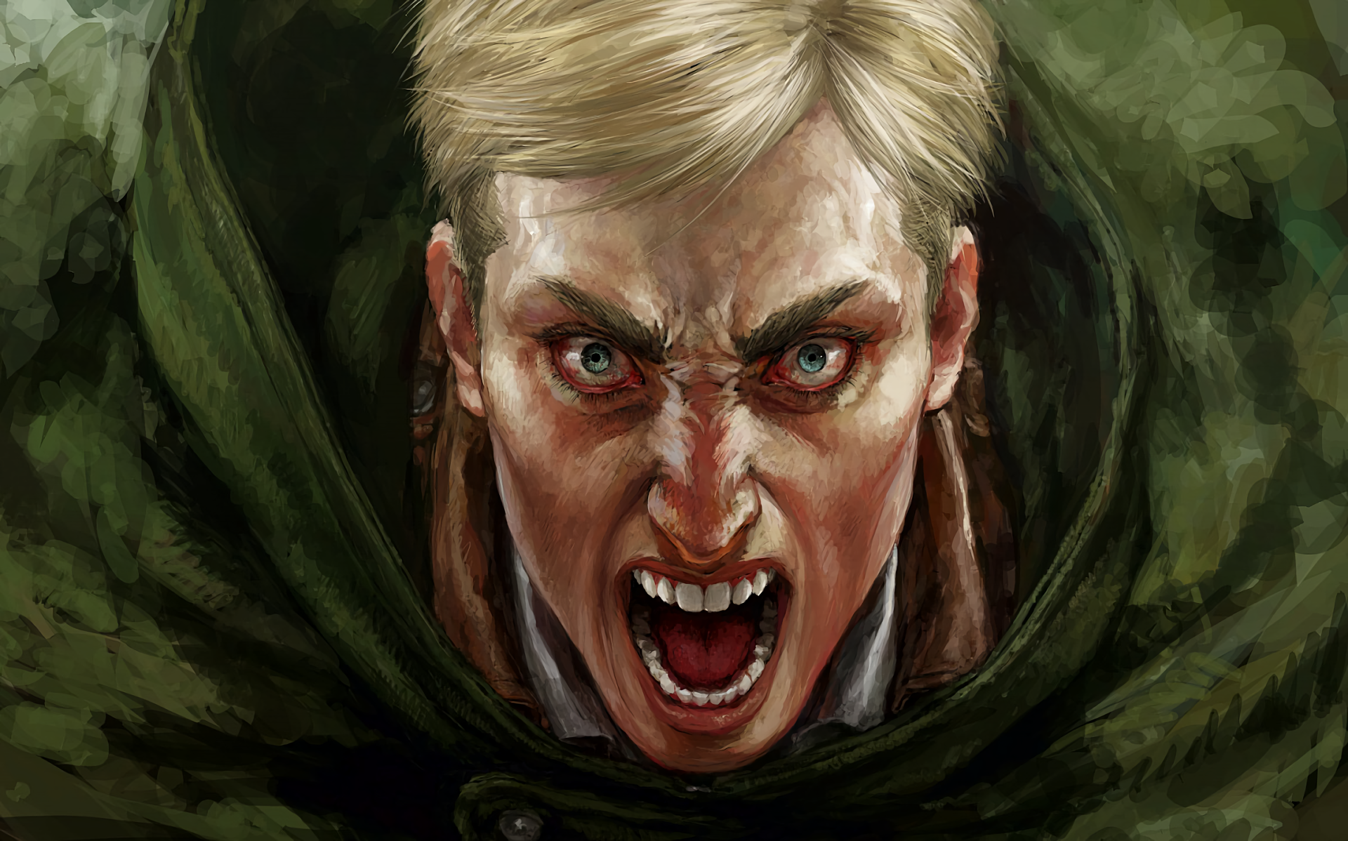 Erwin Smith Wallpapers Top Free Erwin Smith Backgrounds Wallpaperaccess