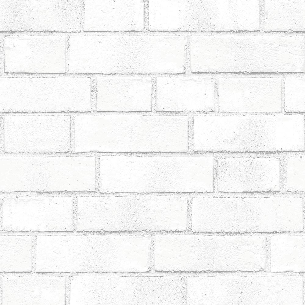White Brick Wallpaper Iphone