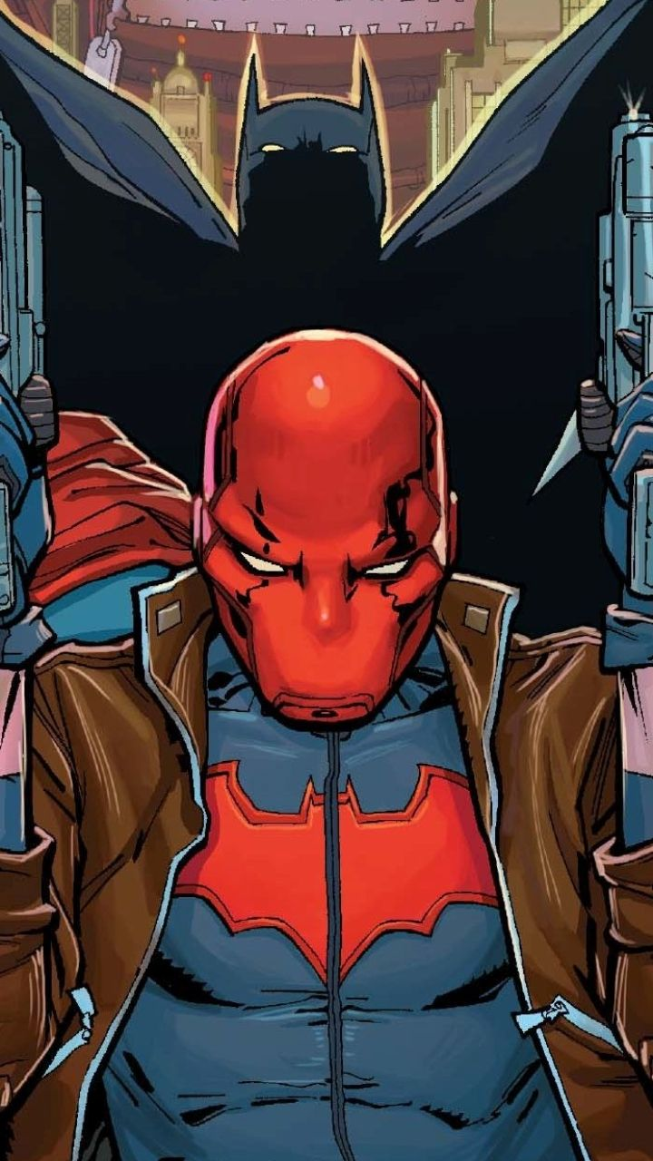 Red Hood And The Outlaws Wallpapers Top Free Red Hood And The