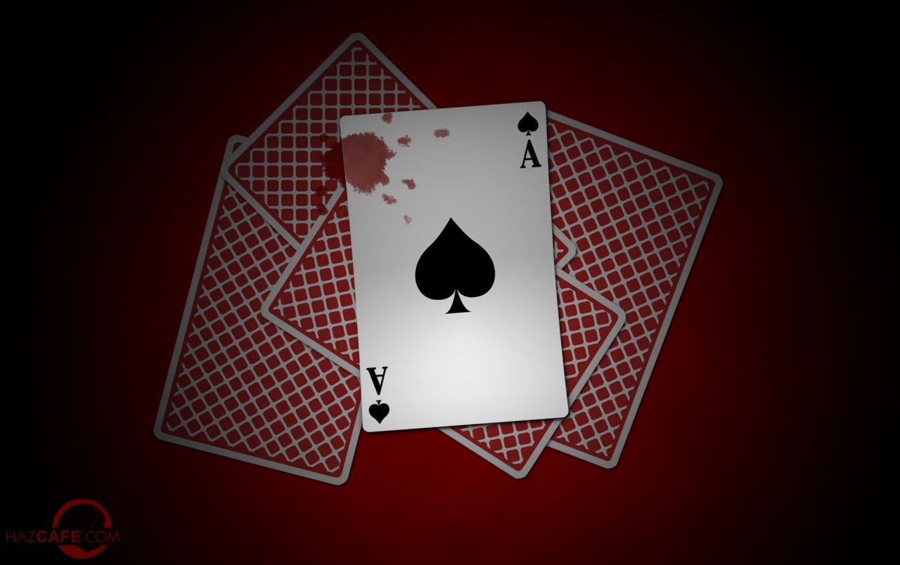 Ace Card Wallpapers Top Free Ace Card Backgrounds Wallpaperaccess