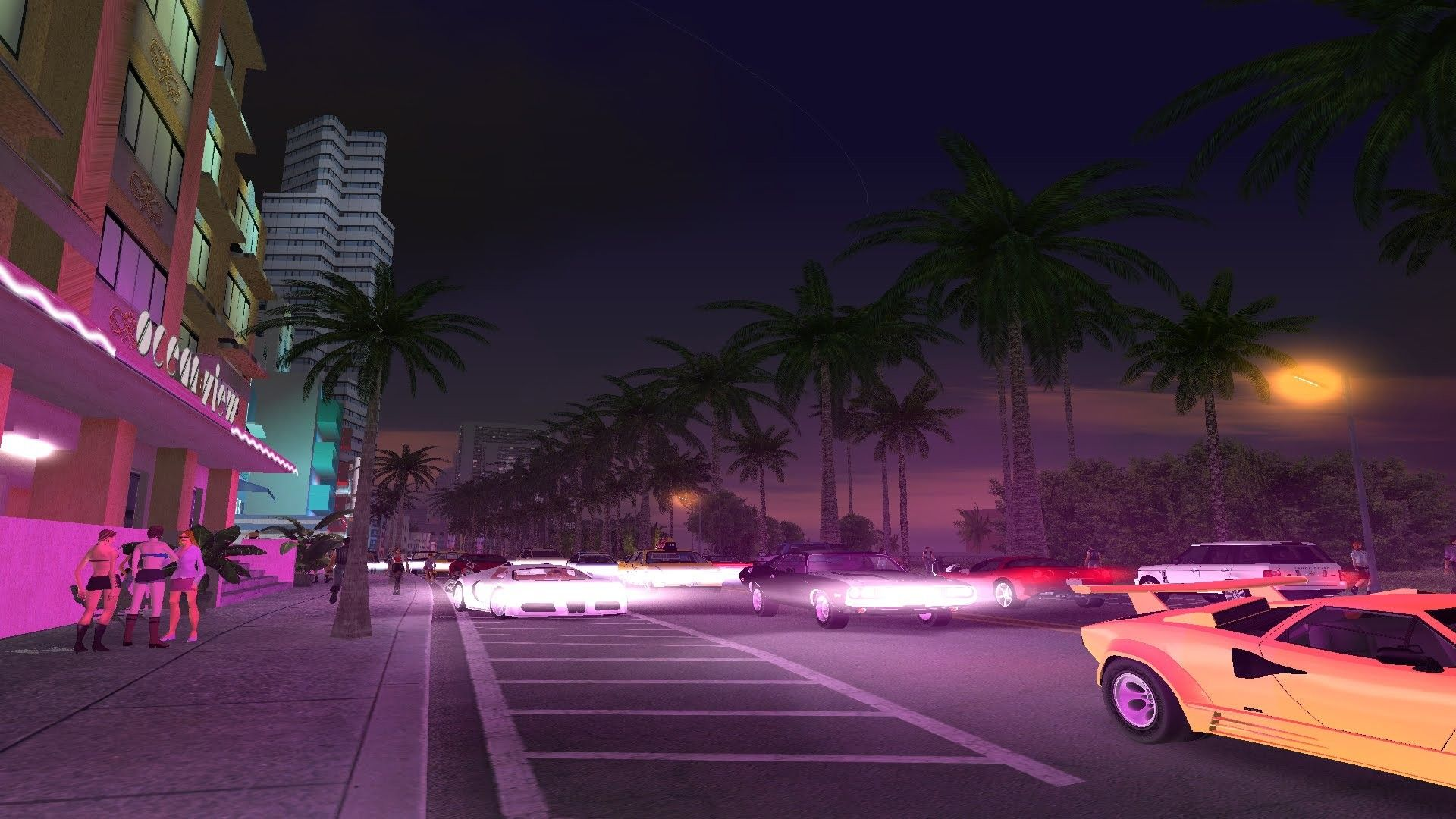 Gta Vice City Wallpapers Top Free Gta Vice City Backgrounds